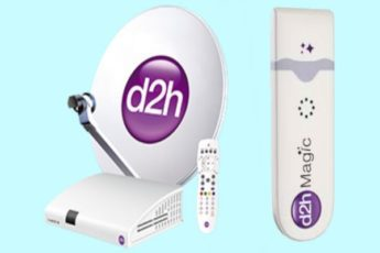D2h to Launch a Combo Offer to Bundle HD RF Set-Top Box, Magic Stick