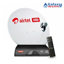 Airtel Digital TV HD Set Top Box with 1 Month Hindi Value Lite HD Pack