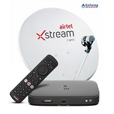 Airtel Xstream Box with 1 Month Dabang Sports HD Pack