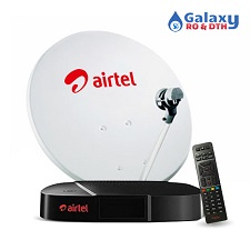 Airtel Digital TV SD Set Top Box with Free 1 Month Hindi Value Lite Pack