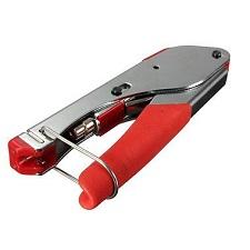 Compression Tool Crimper For Compression Cable Connectors