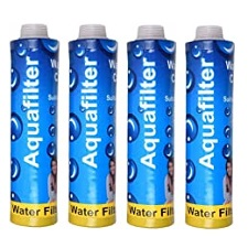 Aquaguard Aquafilter for Water Purifiers – 4 Pieces