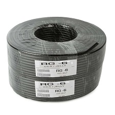 Coaxial Cable (Black) – 100 MTR
