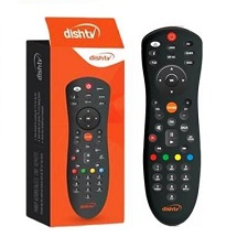 DishTV Remote With Full HD Recording Remote Controller