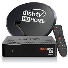 Dish TV HD Set Top Box with Free 1 Month Titanium HD Pack